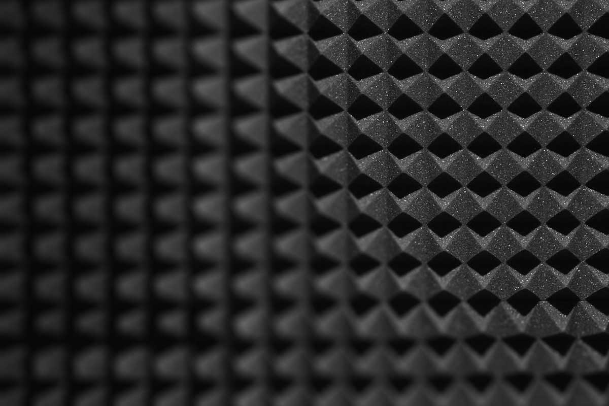 Sound Booth Background Image